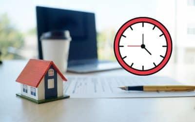 Der beste Zeitpunkt für einen Immobilienverkauf