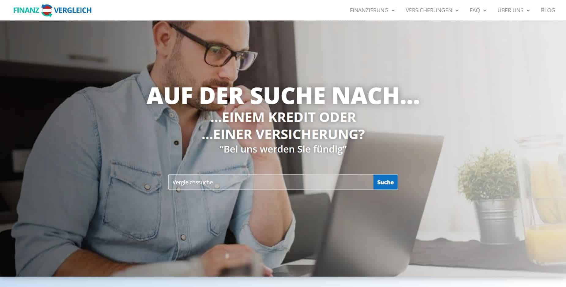 Website finanz-vergleich.at